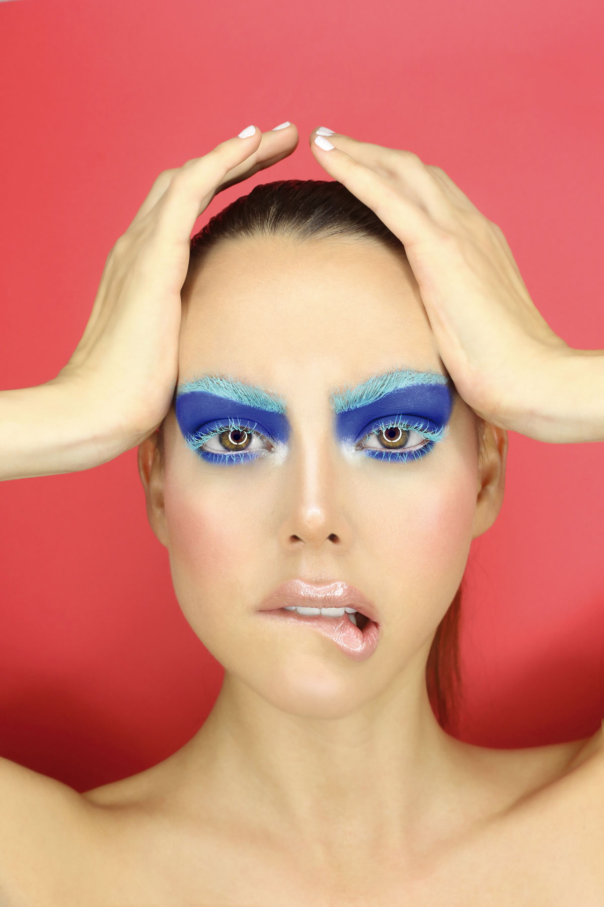 » COLORFULL MAKEUP
